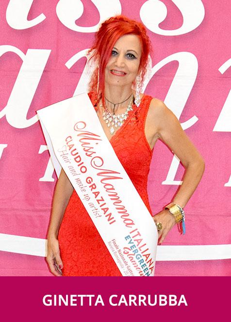 Ginetta Carrubba MMI Evergreen Glamour 2020