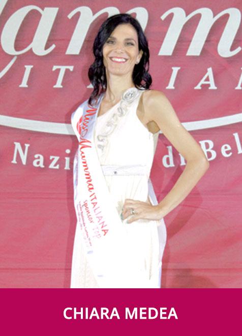 Chiara Medea Miss Mamma Italiana Sponsor Top 2020