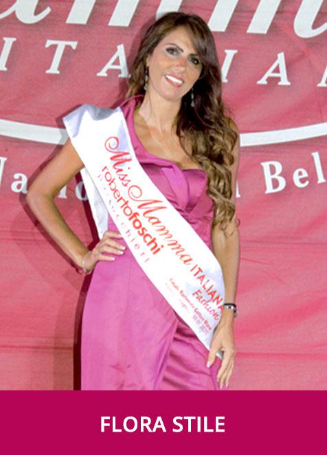Flora Stile Miss Mamma Italiana Fashion 2020