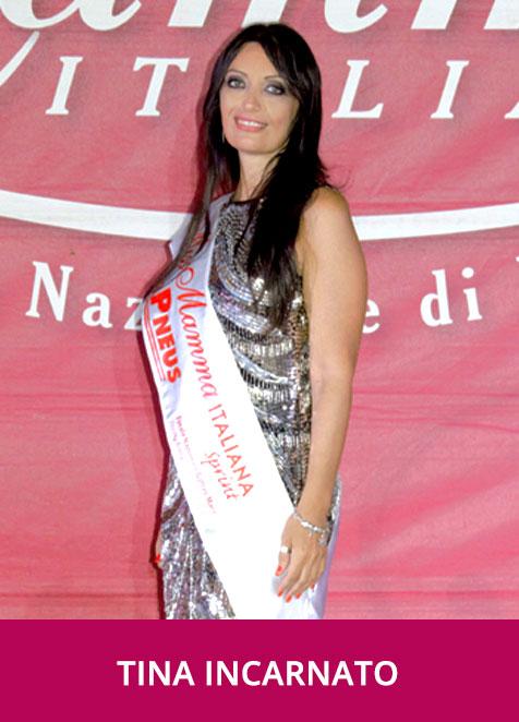 Tina Incarnato Miss Mamma Italiana Sprint 2020