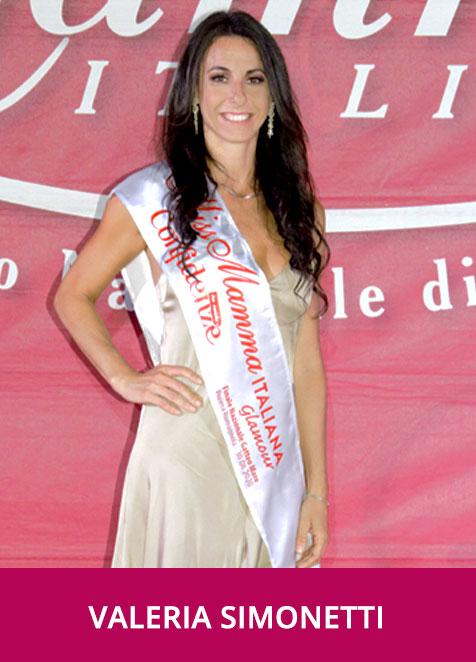 Valeria Simonetti Miss Mamma Italiana Glamour 2020