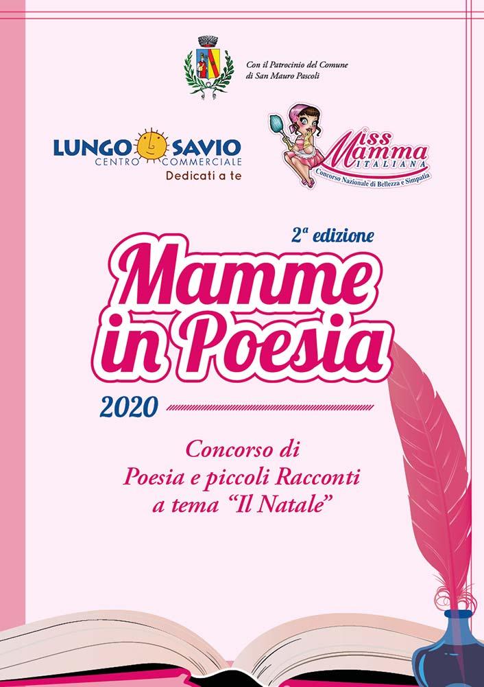 Copertina libretto Miss Mamma in Poesia 2020