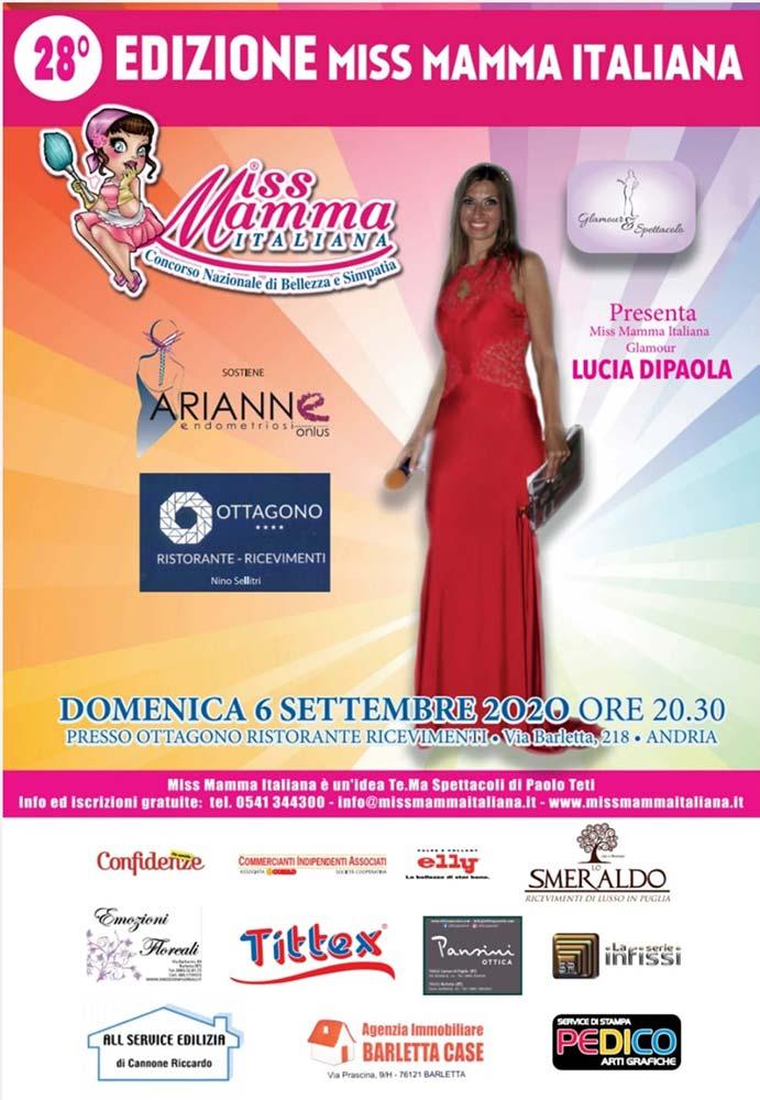 Locandina Andria (Barletta)