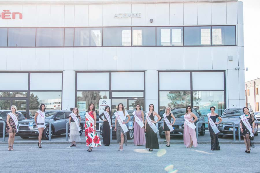 Selezione Miss Mamma Italiana 2020Rovigo