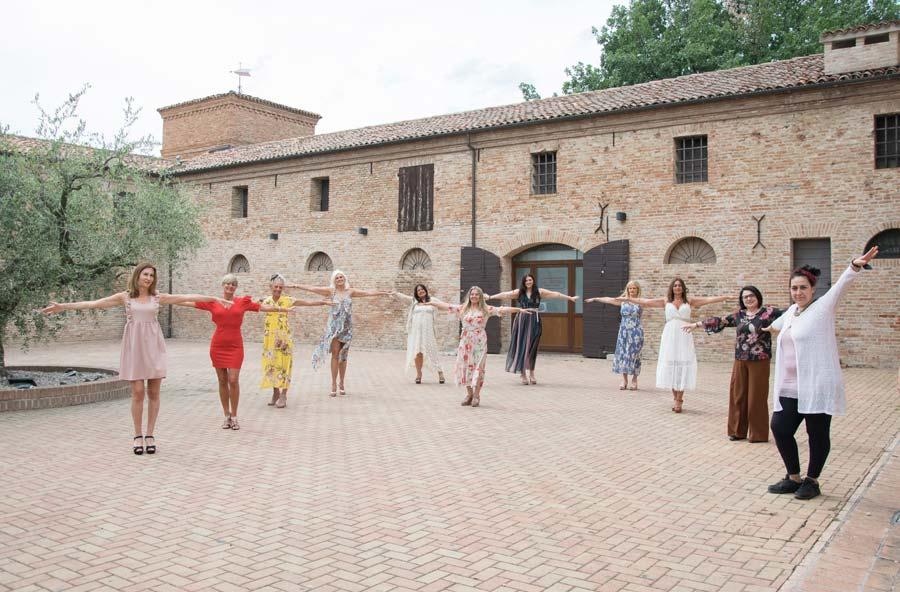 Shooting fotografico Castello di Ribano