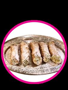 Cannoli siciliani piatto della vincitrice di Miss Mamma Italiana Chef 2020