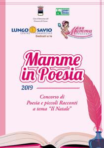 Copertina libretto Mamme in Poesia 2019