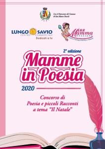 Copertina libretto Mamme in Poesia 2020_El