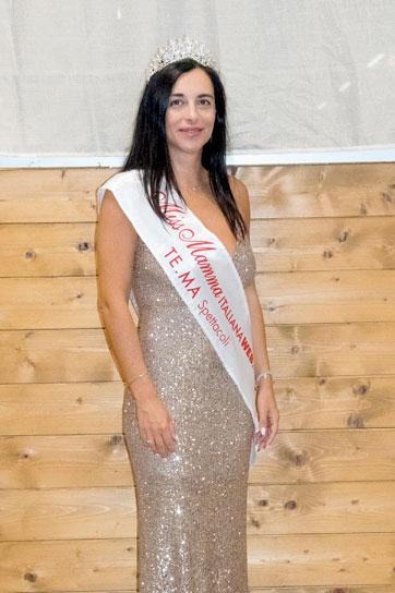 Miss Mamma Italiana Web 2020 - Maria Carmela Germinario