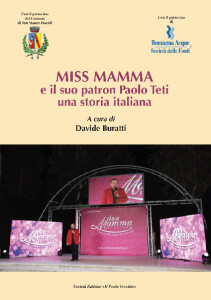 Copertina libro Miss Mamma e il suo Patron Paolo Teti, una storia italiana