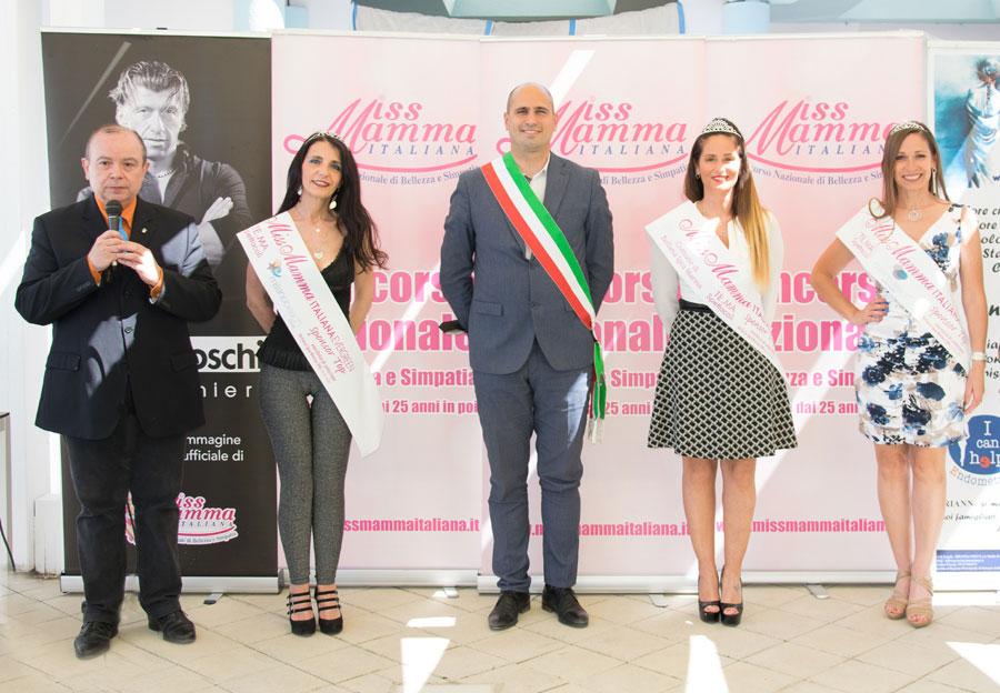 Mamme Vincitrici selezione Miss Mamma Sponsor Top 2021 Bellaria