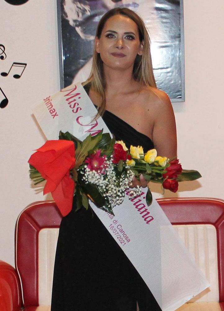 Vincitrice Miss Mamma Italiana 25-45 anni selezione Canosa di Puglia