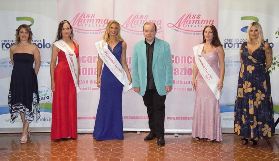 Vincitrici selezione Miss Mamma Italiana 2021 a San Benedetto del Tronto
