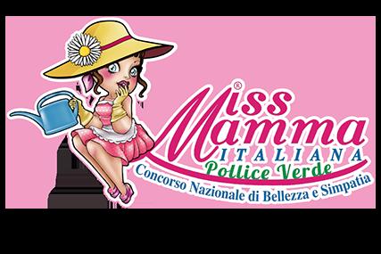 Logo miss mamma pollice verde