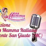 Selezione Miss Mamma Italiana a Monte San Giusto (MC)